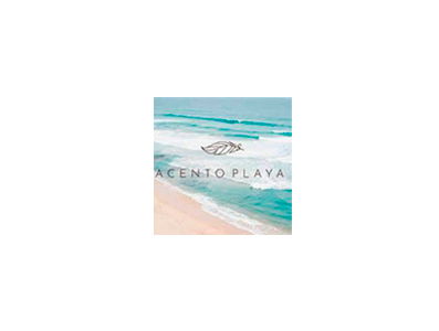 acento playa